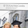 Texas McCombs Polished Pewter 8x10 Picture Frame - Image 2