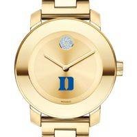 Duke University Women's Movado Gold Bold
