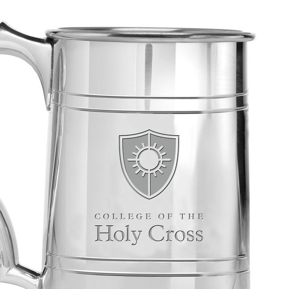 Holy Cross Pewter Stein - Image 2