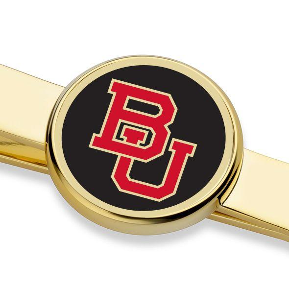 Boston University Enamel Tie Clip - Image 2