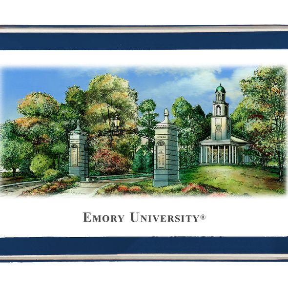 Emory Eglomise Paperweight - Image 2