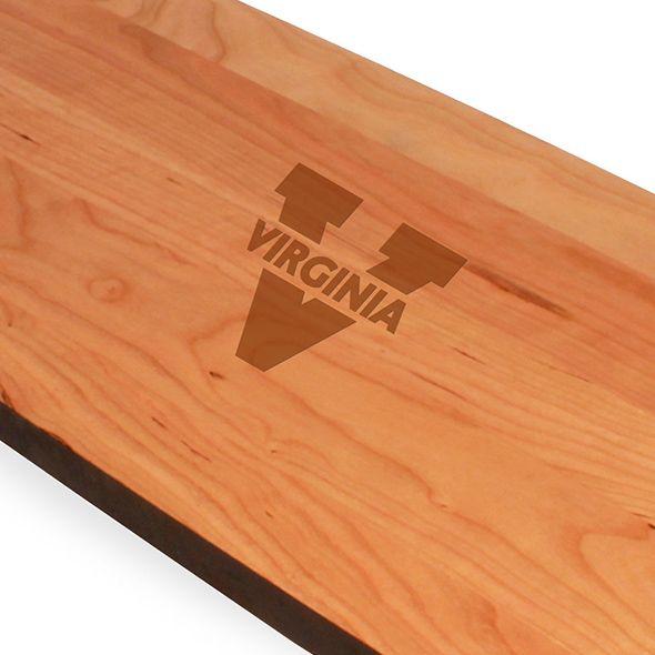University of Virginia Cherry Entertaining Board - Image 2
