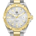 Emory Goizueta Men's TAG Heuer Two-Tone Aquaracer - Image 1