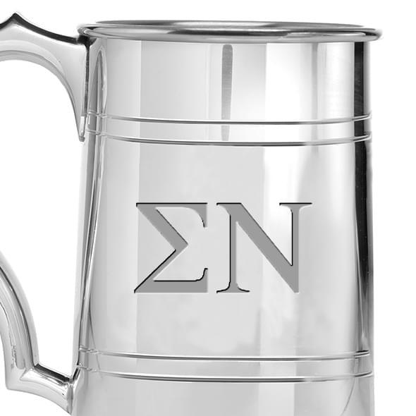 Sigma Nu Pewter Stein - Image 2