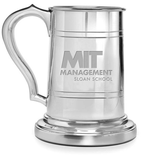 MIT Sloan Pewter Stein - Image 1