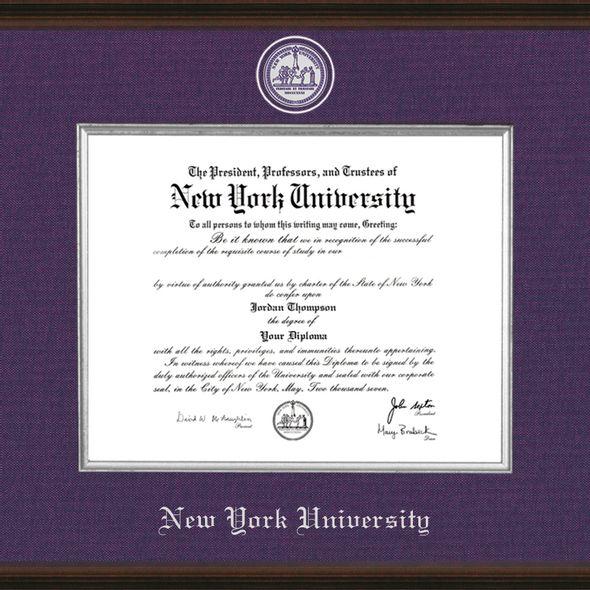 NYU Excelsior Diploma Frame - Image 2
