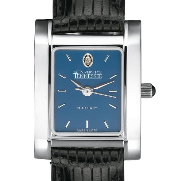 Tennessee Women's Blue Quad Watch with Leather Strap - Image 1