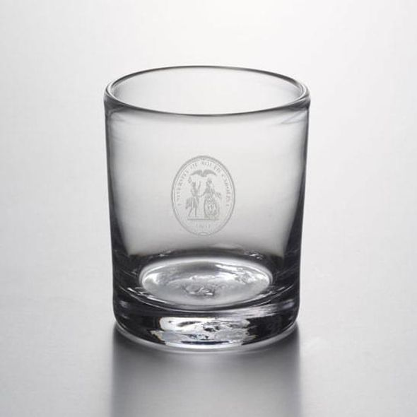 South Carolina Double Old Fashioned Glass by Simon Pearce