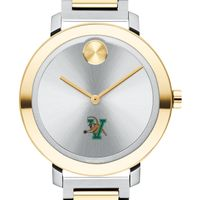 University of Vermont Women's Movado Two-Tone Bold 34