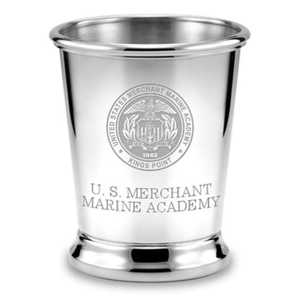 Merchant Marine Academy Pewter Julep Cup - Image 1