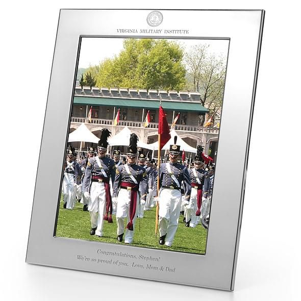 VMI Polished Pewter 8x10 Picture Frame - Image 2