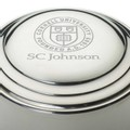 SC Johnson College Pewter Keepsake Box - Image 2