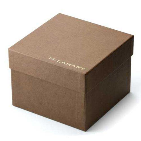 SC Johnson College Pewter Keepsake Box - Image 4