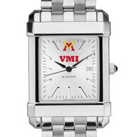 VMI Men's Collegiate Watch w/ Bracelet