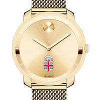 Brown University Women's Movado Gold Bold 36