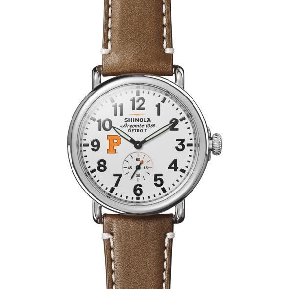 Princeton Shinola Watch, The Runwell 41mm White Dial - Image 2