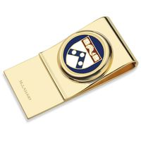 University of Pennsylvania Enamel Money Clip
