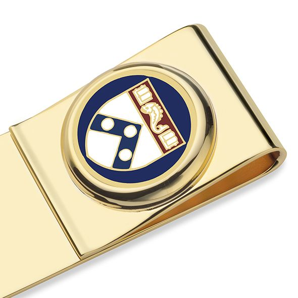 University of Pennsylvania Enamel Money Clip - Image 2