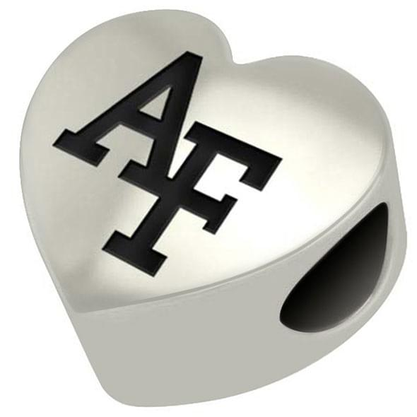 Air Force Academy Heart Shaped Bead - Image 2