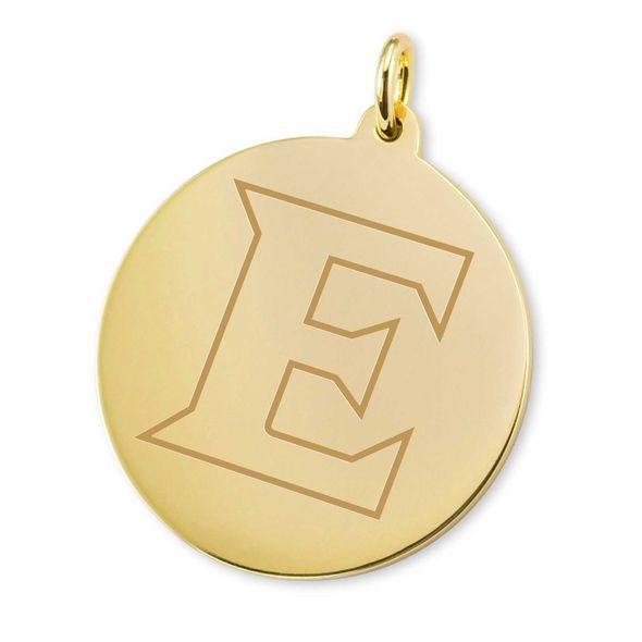 Elon 14K Gold Charm - Image 2