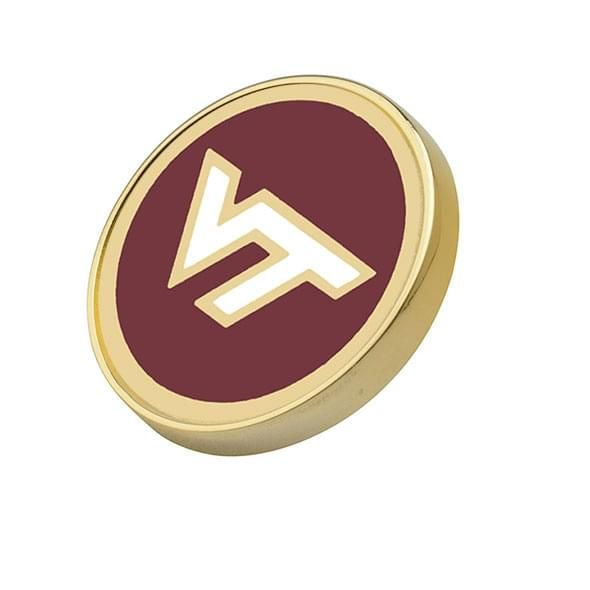 Virginia Tech Lapel Pin - Image 2