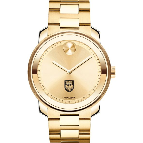 University of Chicago Men's Movado Gold Bold - Image 2