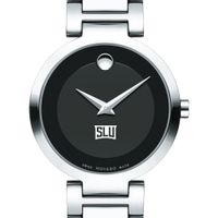 Saint Louis University Women's Movado Museum with Steel Bracelet