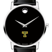 Trinity College Men's Movado Museum with Leather Strap