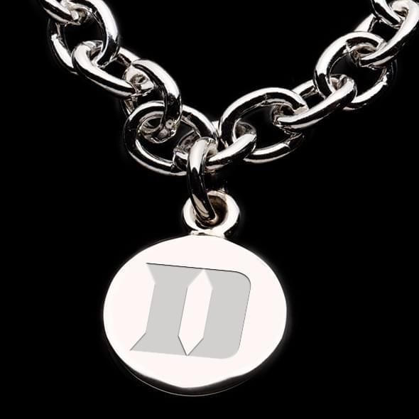Duke Sterling Silver Charm Bracelet - Image 2