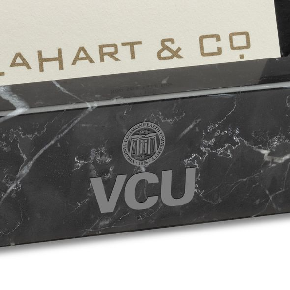 VCU Marble Business Card Holder - Image 2