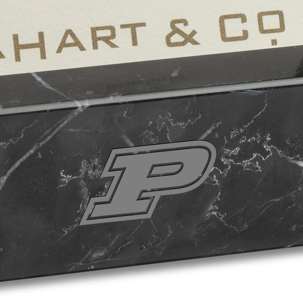 Purdue Marble Business Card Holder - Image 2