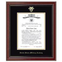 West Point Diploma Frame, the Fidelitas
