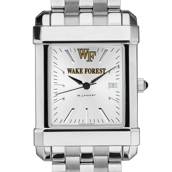 Wake Forest Men's Collegiate Watch w/ Bracelet - Image 1