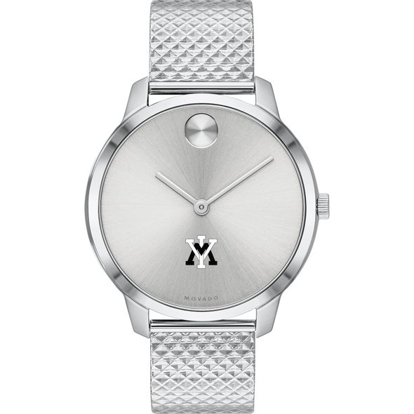 Virginia Military Institute Women's Movado Stainless Bold 35 - Image 2