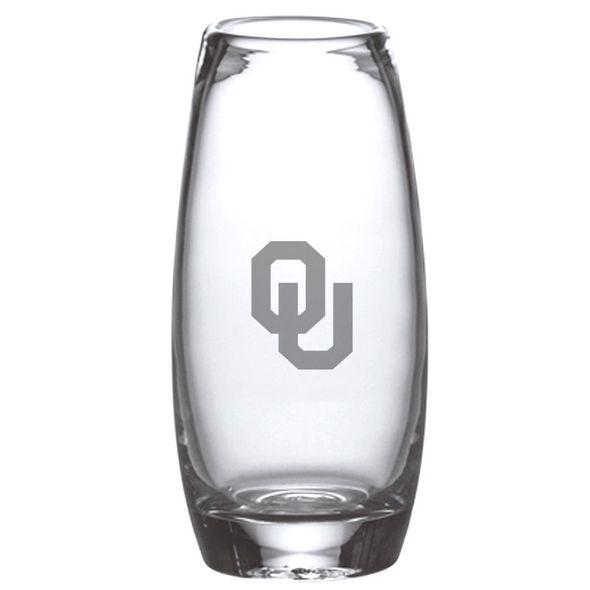 Oklahoma Glass Addison Vase by Simon Pearce