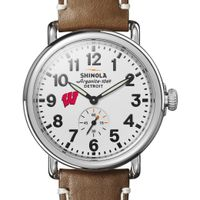 Wisconsin Shinola Watch, The Runwell 41mm White Dial