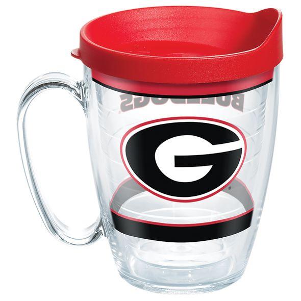 Georgia 16 oz. Tervis Mugs- Set of 4 - Image 2