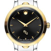 Florida State Men's Movado Luno Sport Two-Tone