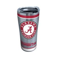 Alabama 20 oz. Stainless Steel Tervis Tumblers with Hammer Lids - Set of 2