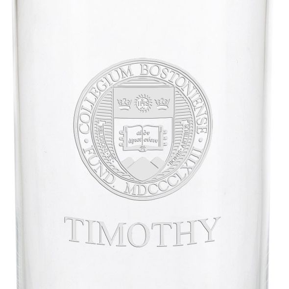 Boston College Iced Beverage Glasses - Set of 2 - Image 3
