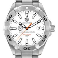 US Naval Institute Men's TAG Heuer Steel Aquaracer