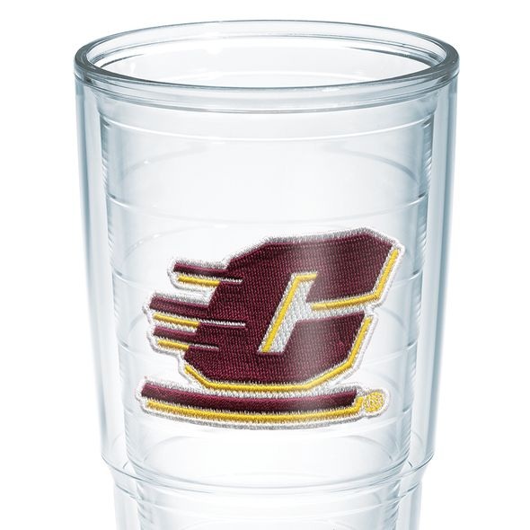 Central Michigan 24 oz. Tervis Tumblers - Set of 4 - Image 2