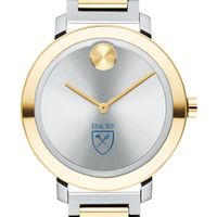 Emory University Women's Movado Two-Tone Bold 34