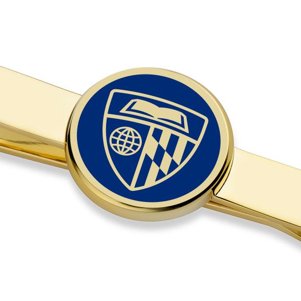 Johns Hopkins University Tie Clip - Image 2