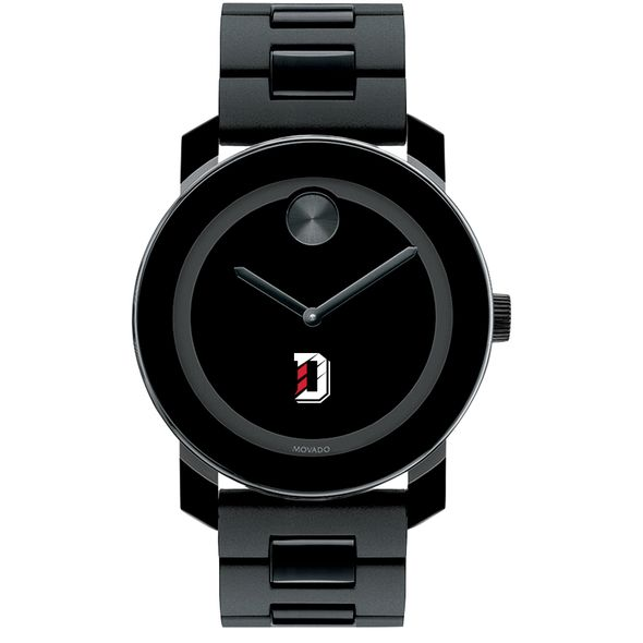 Davidson College Men's Movado BOLD with Bracelet - Image 2