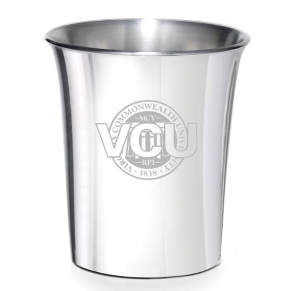 VCU Pewter Jigger