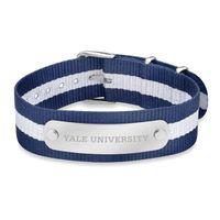 Yale University NATO ID Bracelet