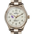 SFASU Shinola Watch, The Vinton 38mm Ivory Dial - Image 1