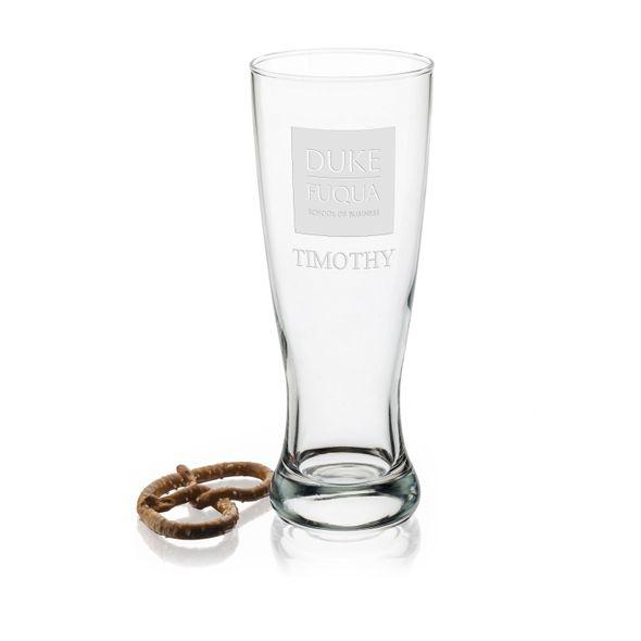 Duke Fuqua 20oz Pilsner Glasses - Set of 2