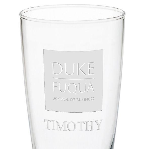 Duke Fuqua 20oz Pilsner Glasses - Set of 2 - Image 3